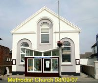 Hailsham Methodist Church