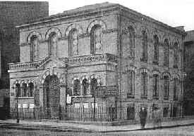 Caledonian Road Primitive Methodist Chapel.  Date unknown - possibly 1920s