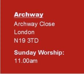 Archway Details