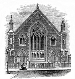 Mildmay Park Wesleyan Chapel