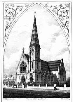 Highbury Wesleyan Chapel