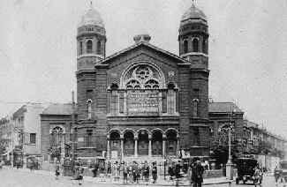 Archway Wesleyan Chapel, 1932