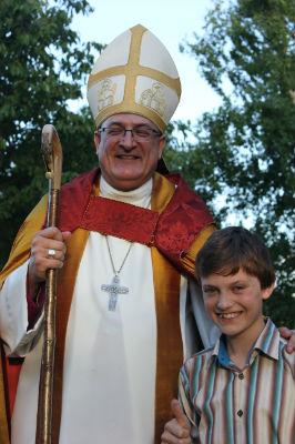 Jacob with Bishop Stephen