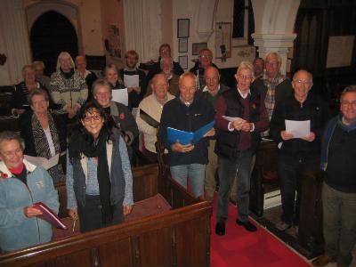 Newton Choir 2