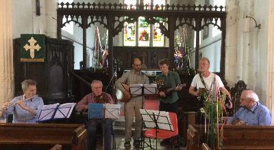 Pageant Folk Band