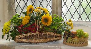 harvest Flowers 8