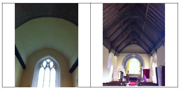 BP 26 Chancel and nave roofs