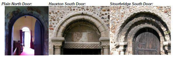 BP 18 Doorway Comparison