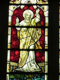 Christ ascending