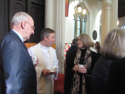 Archdeacons visit 1