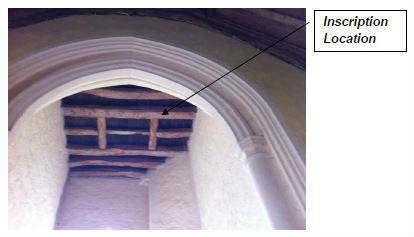 BP 25 Perpendicular arch