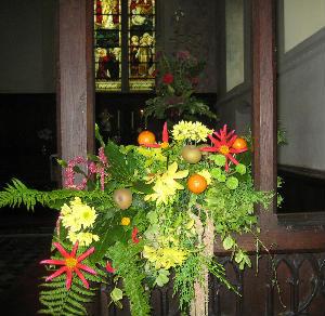 Harvest Flowers 1