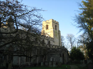 All Saints Church, Harston