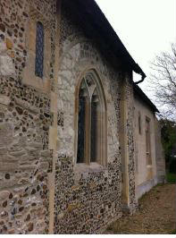 BP 13 Transept Arch Trace