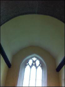 Haux Chancel roof tr.