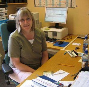 Debbie Woods - Church Administrator