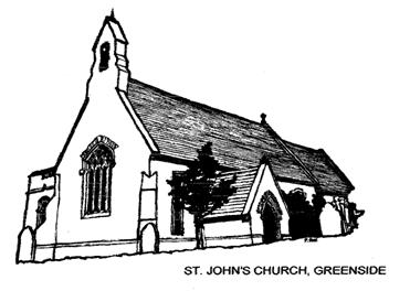 History St Johns Church.