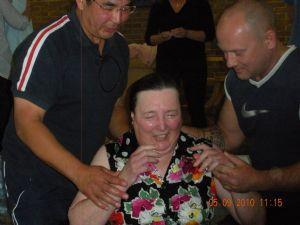 Baptism Holy Spirit 5 Sept 2010 Doreen