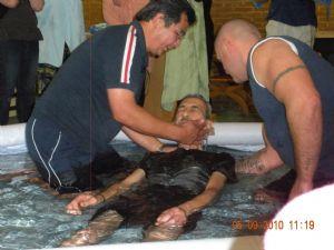 Baptism Holy Spirit 5 Sept 2010 Bill