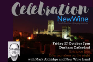 New Wine Celebration October 2017