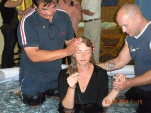 Baptism Holy Spirit 5 Sept 2010 Karen
