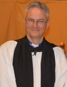 Revd Julian Staniforth