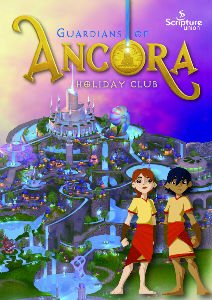 Guardian of Ancora Poster