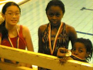 gb swimming gala