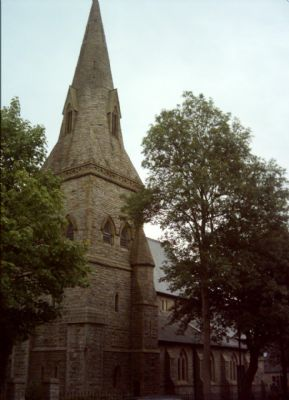 St James' Parish Church, East Crompton