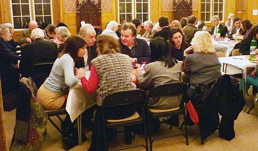 Learning - Lent talks