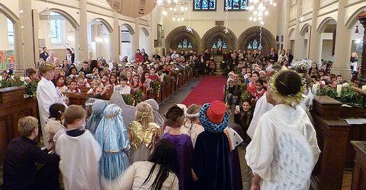 Christ Church School Assembly