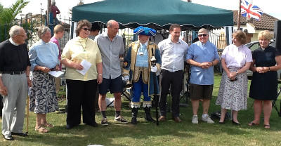 Ryde Ministers and Crier