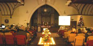 Church, Carol Service 2009
