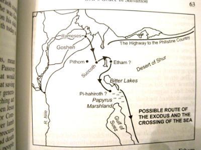 Exod Map