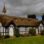 All Saints church building