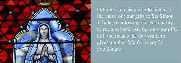 custom GiftAid