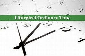 Ordinary Time - Clock