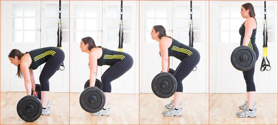 Lifting weight ssequence