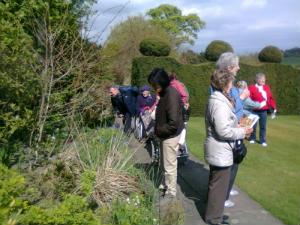 Ladies at Felley Priory