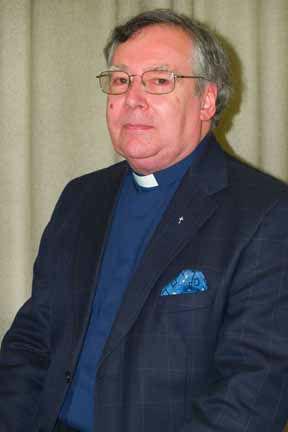Rev Howard Ketton