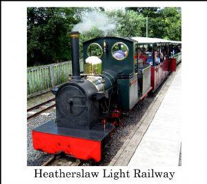 Heatherslaw Light Railway
