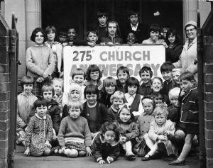 Sunday School 275th Anniversary