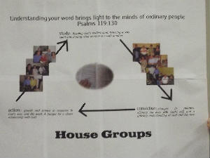 Bible House Groups