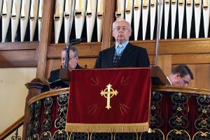 Rev Derrick Tickner