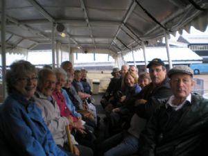 Cruise on Queen of the Broads