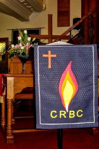 CRBC Music Stand Fall