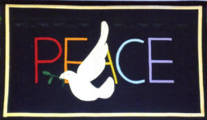 Peace Banner for Pokhara