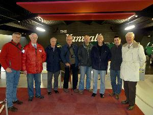Mens Group at Donington Museum