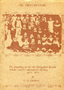 Cover of The First 100 Years