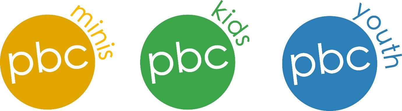 PBC Minis, Kids, Youth Logo
